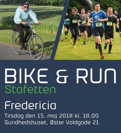 Bike And Run 15 maj